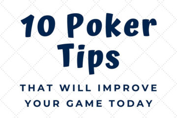 How to Improve Your Game