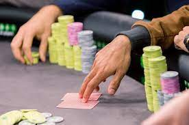 Playing a Big Stack in Multi-Table Poker Tournaments